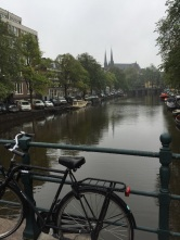 Morning on the canals
