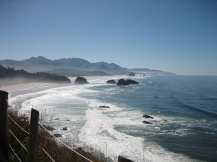 View from Ecola State Park