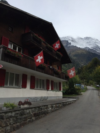 Our Swiss Chalet