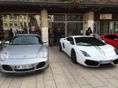Porsche & Lamorghini