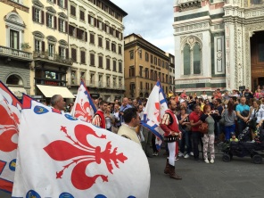 Chianti parade