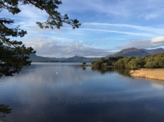 View at The Lake Hotel in Killarney
