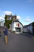Walking tour in Kinsale with Barry