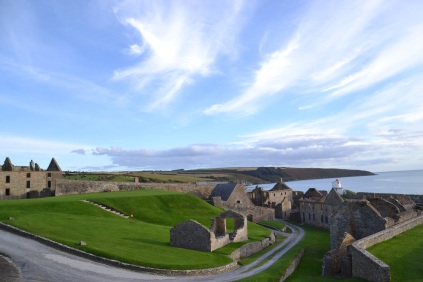Charles Fort in Kinsale