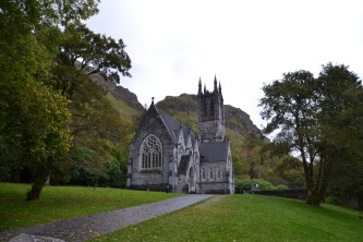 Chapel at Kylemore Abbey