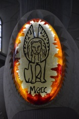 Mark in Catalan - Lion