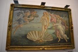 """Botticelli's """"Birth of Venus"""""""