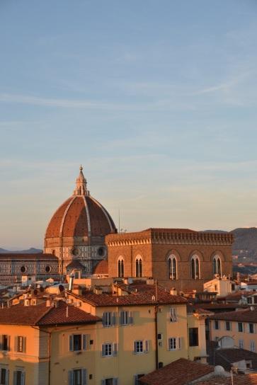 Duomo at sunset