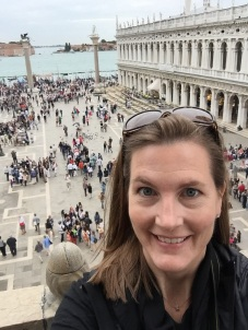 Above the Piazzetta San Marco