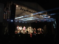 Mango Groove at the Vic Falls Carnival