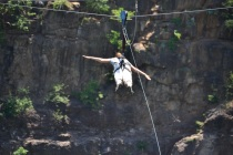 Flying Fox zip-line