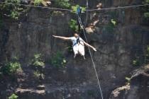 Flying Fox zip-line