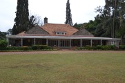 Karen Blixen farm house, now museum