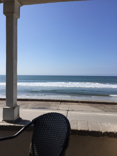 Beach stay in Oceanside